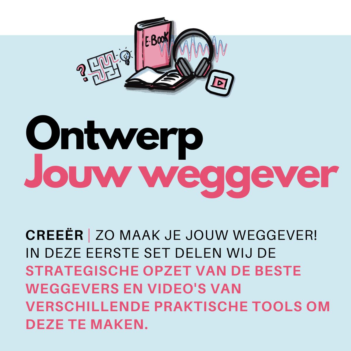 Flow Bootcamps_Ontwerp_Weggever